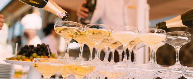 choisir le verre a champagne