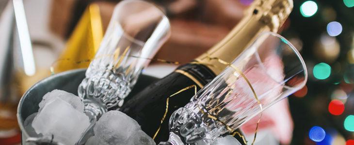 combien de verres dans une bouteille de champagne