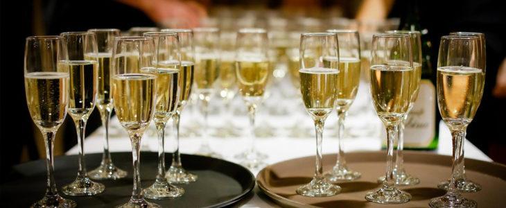 nombre de bouteilles de champagne pour 20 personnes